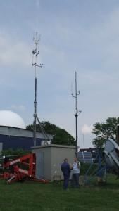 die neuen Antennen